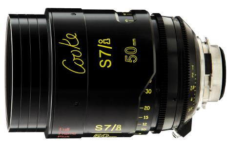 Cooke S7/i Full Frame Plus Lens T2